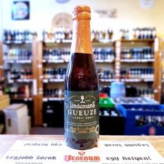 Lindemans Gueuze 0,25L belga sör