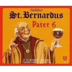 St Bernardus Pater 6 0,33L