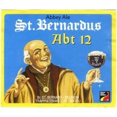 St. Bernardus Abt 12 0,33L