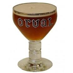 Orval 0,33L-es sörös kehely